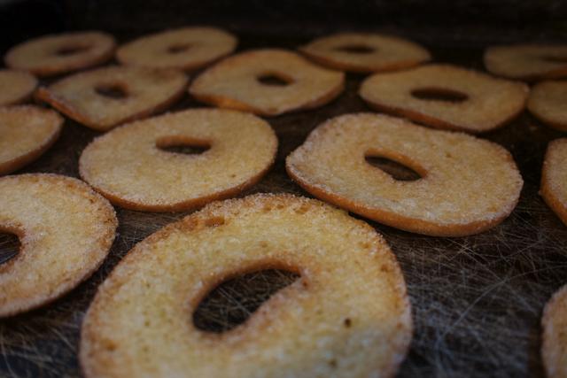 ベーグルラスク(焼き菓子)